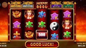 JACKPOT REEL - lojëra të mëdha WIN bonus kazino