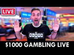 🔴 LIVE 🎰 $1000 Gambling inward The casino bonus! 🥳 BCSlots