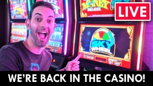 🔴 LIVE at Coeur D'Alene casino bonus 🎰 dorsum for to a greater extent than Games with Brian Christopher Slots