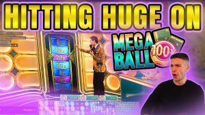 MEGA BALL HITTING WITH HUGE POTENTIAL | WINNING ON ONLINE casino bonus LIVE GAMES