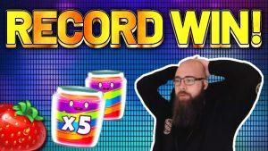 MEGA WIN FROM WAFFE! Jammin Jars large WIN – casino bonus Games from Casinodaddys current