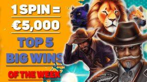 🔥 DEBE considerar🔥 El bono de casino en línea es grande Compilación de victorias # 18 ⭐ Tragamonedas Jackpots de la semana calendario ⭐ OnlineCasinoPolice
