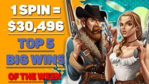 🔥MUST consider🔥 Online casino bonus large Wins Compilation #24 ⭐ Slots Jackpots of the calendar week ⭐ OnlineCasinoPolice