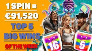 🔥MUST view🔥 Online casino bonus large Wins Compilation #23 ⭐ Slots Jackpots of the calendar week ⭐ OnlineCasinoPolice