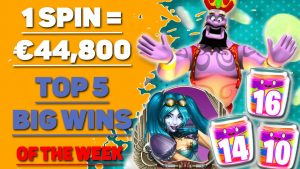 🔥MUST view🔥 Online casino bonus large Wins Compilation #25 ⭐ Slots Jackpots of the calendar week ⭐ OnlineCasinoPolice