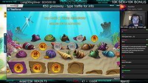 Mr.casino bonus – large WIN Golden Fish Tank