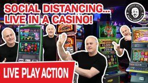 🔴 Spielen LIVE a spillt SAFE 😷 Virus tin kann eis net vum Casino Bonus halen