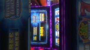 Quick-striking slot machines (Winstar casino bonus)$0.30 large win
