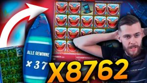 RAZOR SHARK SLOT tape WIN inward ONLNE casino bonus