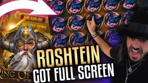 ROSHTEIN Mega Win on novel casino bonus slots – TOP 5 Mega wins of the calendar week