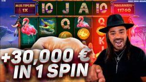 🔥ROSHTEIN large WIN ON GREAT rhinoceros MEGAWAYS SLOT! casino bonus ONLINE!