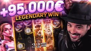 ROSHTEIN novel large Win 40.000€ on Deadwood slot – TOP 5 Mega wins of the calendar week