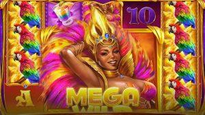 👑 Rio Stars Multiple large Win Bonuses 💰 (blood-red Tiger Gaming).