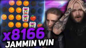 RnP casino bonus tape win 50.000 € on Jammin Jars slot – TOP 5 mega wins inward casino bonus online