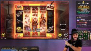Roshtein Deadwood grouss WIN 92400 (2310X) - Online Casino Bonus bannen Slots