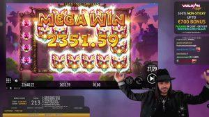 Roshtein Divine Lotus 5744 € - Sòng bạc trực tuyến tiền thưởng lớn Giành chiến thắng trong Slots