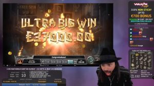 Roshtein Testament BigWin 44745€ – Online casino bonus large Win inwards Slots