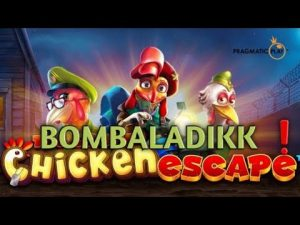 SLOT - Chicken Escape BİG WİN #SLOT # CASİNO #RULET