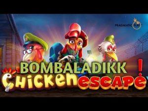 SLOT - Chicken Escape BİG WİN #SLOT # CASİNO #RULET