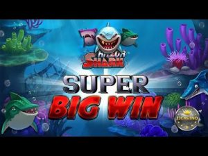 Super babban WIN BEI RAZOR SHARK (karfi GAMING) - 3 € EINSATZ!