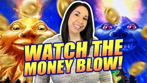 SUPER large WIN LIVE // Slot Queen gets lucky on Konami !!