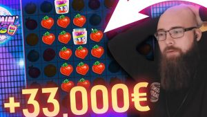 Streamer Huge win x1000 on Jammin Jars slot – Top 5 Biggest Wins of calendar week