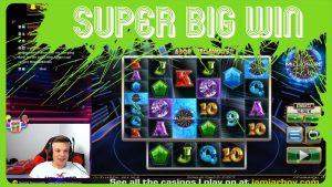 Super large Win on Millionaire