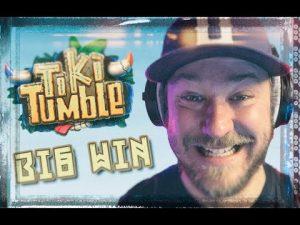 TIKI TUMBLE SLOT large WIN! – Streamer Biggest Wins Vol. 2