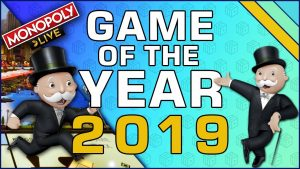 Top 5 – Monopoly Live Wins (Game of the twelvemonth 2019)