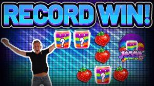 WORLD tape WIN! JAMMIN JARS large WIN – CasinoDaddys BIGGEST WIN EVER