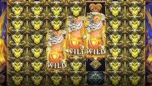 👑 Zeus Rayo poderosa Carretes SUPER MEGA grande Win 💰 (juego de tigre carmesí).