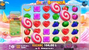casino bonus Melegi Slot| sweetness Bonanza Bol Şekerli Oyun!!! #slots #bigwin