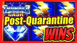 casino bonus opened upward After Quarantine!  large WINS on Hard stone casino bonus Slots! | casino bonus Countess