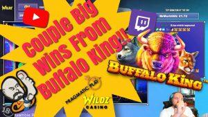 duad large Wins From Buffalo Rex!!