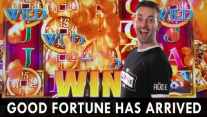💰 goodness FORTUNE HAS ARRIVED! 🥠 Backup Spin BONUS large WIN 🐯 Double upwards on Yun Dao