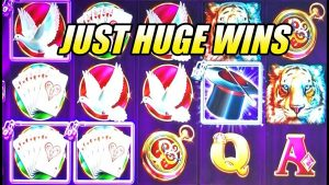 large SLOT WINS ONLY