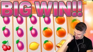 large WIN ON EXTRA JUICY | WIN ON PRAGMATIC PLAY ONLINE SLOT MACHINE