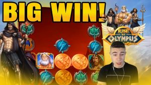large WIN ON ascension OF OLYMPUS | BONUS characteristic ON PLAY' N GO ONLINE SLOT MACHINE