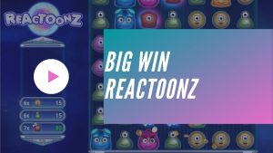 gran victoria - Reactoonz