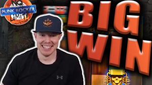 PUNK ROCKERでの大勝利–カジノボーナススロット大勝利