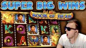 large WIN on volume of Dead! – HOT RUN on this Slot!