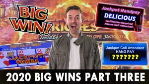 🎰 large WINS of 2020 component 3 🤑 HGH boundary Jackpots Galore! 💵 HANDPAYS on Cleo, Dragon Link & to a greater extent than 💰