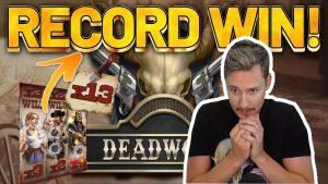 banda CÂȘTIGĂ! DeadWood mare WIN - un nou joc bonus de cazino din metropola Nolimit
