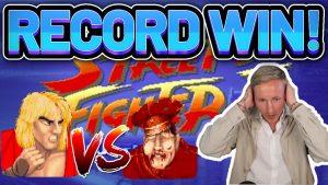 shirit WIN! Rruga Fighter II WIN e madhe - bonus i ri i kazinosë SLOT NETENT