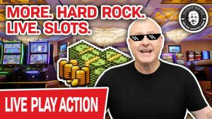 🔴 to a greater extent than. HARD stone. LIVE. SLOTS. 🌞 existent casino bonus, large Money, HUGE Jackpots (Hopefully!)
