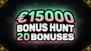 € 15000 RISULTATI DELLA CACCIA AL BONUS | 20 Bonus casinò ONLINE SLOT BONUS | ft. ottica DI HORUS & EXTRA CHILLI