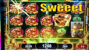 ★SOME NICE WINS AFTER CASINOS REOPEN★Slot Play☆ABUNDANT FORTUNE/DANCING DRUMS/DA FA BA Slot☆彡栗スロ