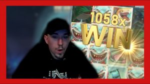 🥵  1058x Razor Shark ULTRA large WIN 😱 ❗️❗️| casino bonus Twitch current Slotroom 24/7