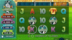 Champions 11 Çempion Slot Machine Bonus - Online Slots & böyük Qazanmalar