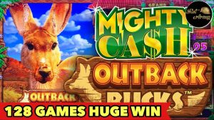 ⭐️128 unloosen GAMES HUGE WIN⭐️ 1ST intend solar daytime dorsum TO casino bonus together with I GOT THIS – OUTBACK BUCKS MIGHTY CASH SLOT